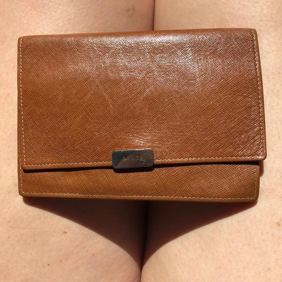 Prada Other - Authentic- Prada pocketbook